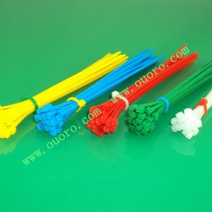 Nylon Cable Tie Series, Plastic Cable Tie, CE, RoHS