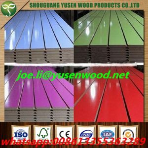 T Slot MDF with Aluminum pictures & photos