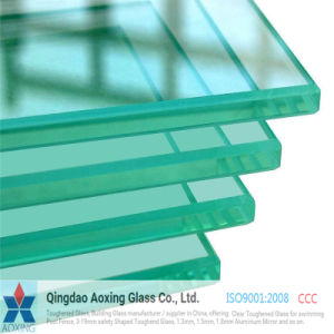 Clear Toughened Glass for Building Glass pictures & photos