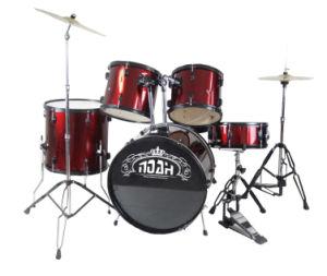 Popular Grade Hot Selling PVC 5-PCS Drum Set (DS-105S) pictures & photos