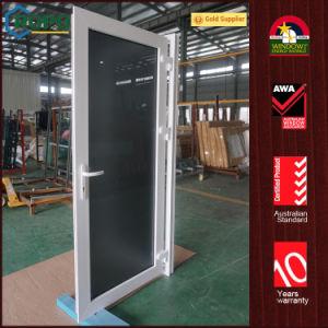 UPVC Plastic Triple Glazed French Casement Door pictures & photos