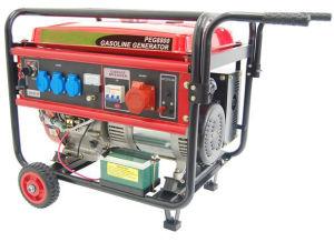 Three-Phase Gasoline Power Generator