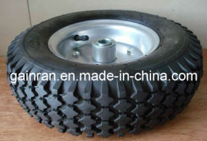 Penumatic Rubber Wheel