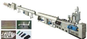 Plastic PPR Pipe Extruder Machine Line (SJ-65/ SJ-75) pictures & photos