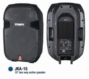 Boway Jka-15 Active Plastic Speaker pictures & photos