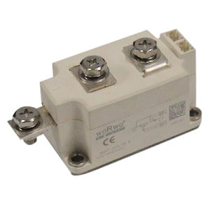 Semikron Thyristor Module (SKKT253) Diode Module (SKKD253A) pictures & photos