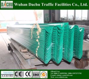Steel Highway Guardrail Concave Beam pictures & photos