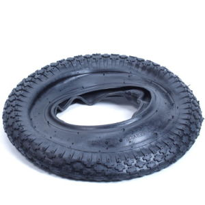 Common Quality Tire and Tub for Wheel Barrow (400-8) pictures & photos