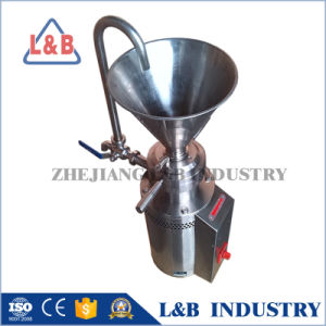 Food Grade Stainless Steel Almonds Grinder Machine pictures & photos