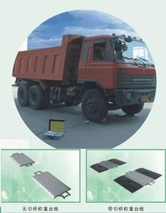 Portable Axle Scales (DCS-30)
