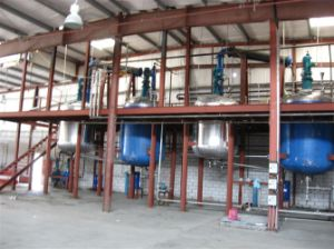Complex Resin Production Line (YD-FY-002)