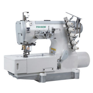 Direct Drive Flatbed Interlock Sewing Machine pictures & photos
