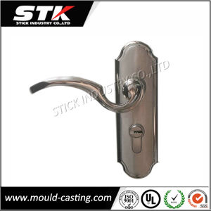Zinc Alloy Die Casting Door Handle (STK-14-Z0033) pictures & photos