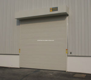 Roll up Door -9 / CE Certified pictures & photos