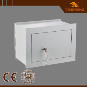 Hidden Wall Safe with Double Bitted Key pictures & photos