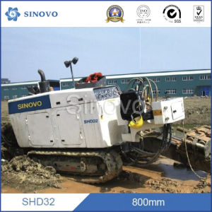 SHD Series Hydraulic Trenchless Piping Construction Horizontal Directional Drilling Machine pictures & photos