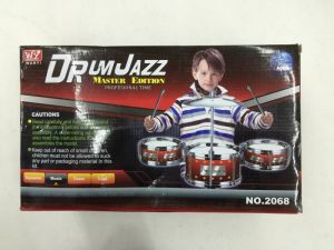 Mini Kid Toy Jazz Drum Set pictures & photos