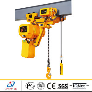 10 Ton Low-Headroom Electric Chain Hoist