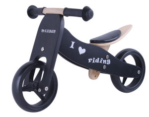 Specifical Customized Wooden Baby Mini Bike/Trike 2 in 1 pictures & photos