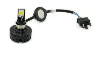 Motorcycle LED Headlight with CE, RoHS Certificate 12V DC M2-20W High/Low Beam