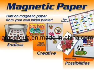 Magnet Paper A4 pictures & photos