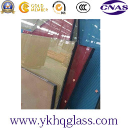 Digital Printing Hollow Painted Hollow Tempered Float Building Window Glass Door pictures & photos