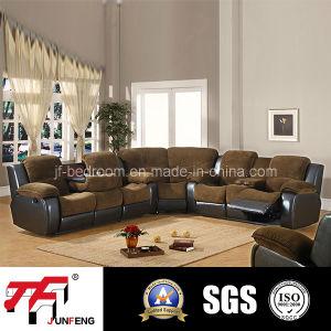 2016 Recliner Corner Sofa Set (Jfr-8)