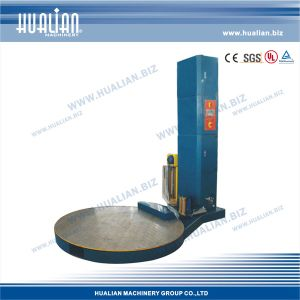 Hualian 2016 Automatic Strectch Wrapper with Remote Control (HL-2100D) pictures & photos