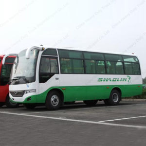 China 30-35 Seats Shuttle Bus/City Bus/Tourist Bus (SLG6750C3F) pictures & photos