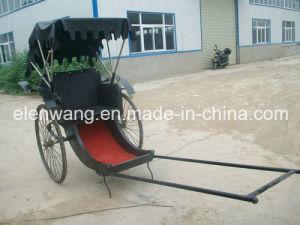 Rickshaw 2wheeled Cart pictures & photos