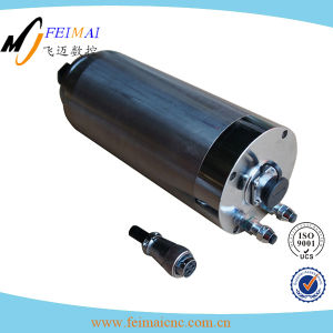 Woodworking Machinery Spare Parts Water Cooled Spindle Motor
