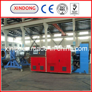 SJ Single Screw Extruder for PE/PPR Pipe Machinery pictures & photos