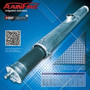 Rainfine Water Filter for Irrigation Machinery