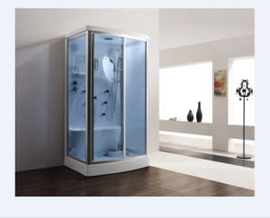 Medium Size Freestanding Rectangle Steamroom (M-8256) pictures & photos