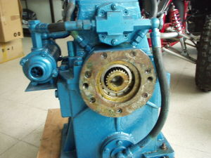 Haisun Water Pump for Fishing Boat pictures & photos