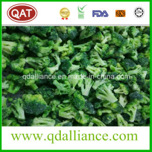 IQF Frozen Organic Broccoli with Brc Certificate pictures & photos