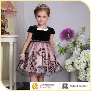 Elegant Children Girl Party Dress, Prom Dress Design Kids Clothes