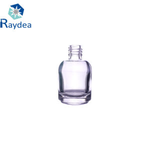 10ml Clear Round Nail Polish Glass Bottle pictures & photos