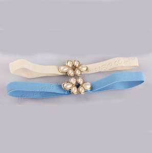2016 Ladies Elastic Waist Belt Accessories (F4182D) pictures & photos