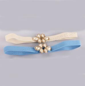 2016 Ladies Elastic Waist Belt Accessories (F4182D) pictures & photos