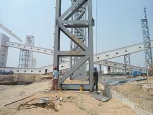 Movable Industrial Building Prefab Steel Structure Warehouse (Steel Building) pictures & photos