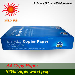High Quality A4 Photocopy Paper 75GSM (CP004) pictures & photos