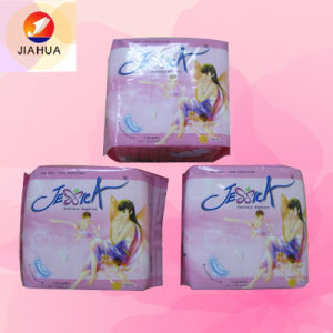 High Quality Branded Disposable Whisper Sanitary Napkin (JHP035) pictures & photos