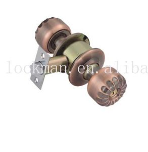 Cylinder Knob Lock Door Lock (KL-582) pictures & photos