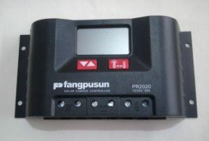 Fangpusun Soc PWM Control Solar Power Home System Hybrid Charging Regulator Controllers Pr2020 12V/24V 20A