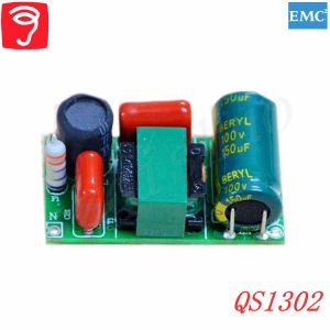 8-18W No Flicker Plug Fuorescent Lamp Driver with EMC QS1302 pictures & photos