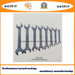 Double Open Wrenches Hardware Hand Tools pictures & photos