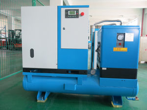 30kw Combined Air Compressor with Air Tank pictures & photos