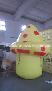 Colorful Mushrooms Inflatable House for Sale