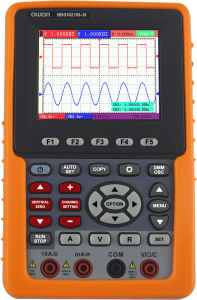 OWON 20MHz Handheld Digital Oscilloscope with Multimeter Module (HDS1021M-N) pictures & photos